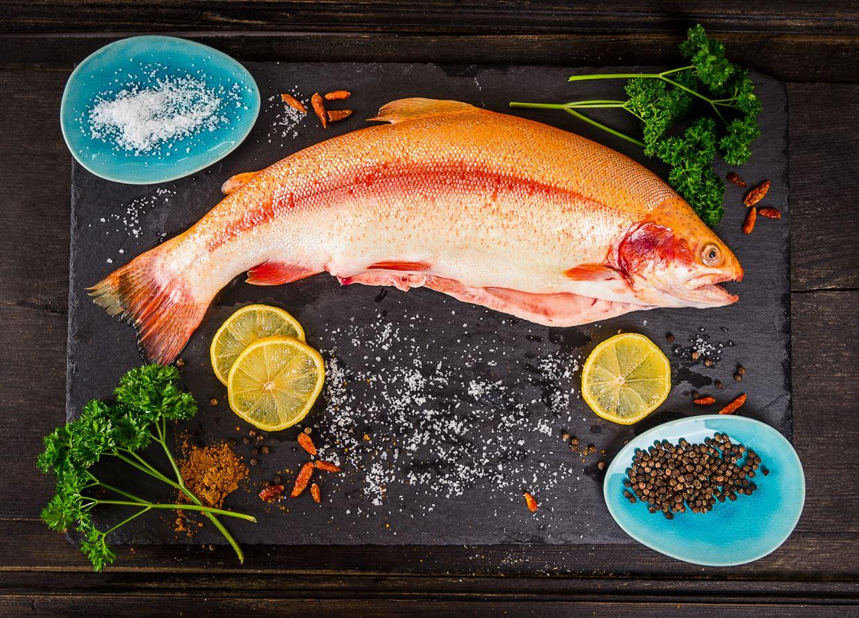 Balığın 10 önemli faydası